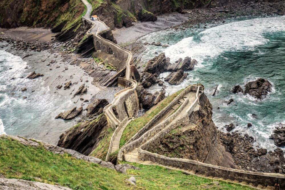 baskenland mit kindern