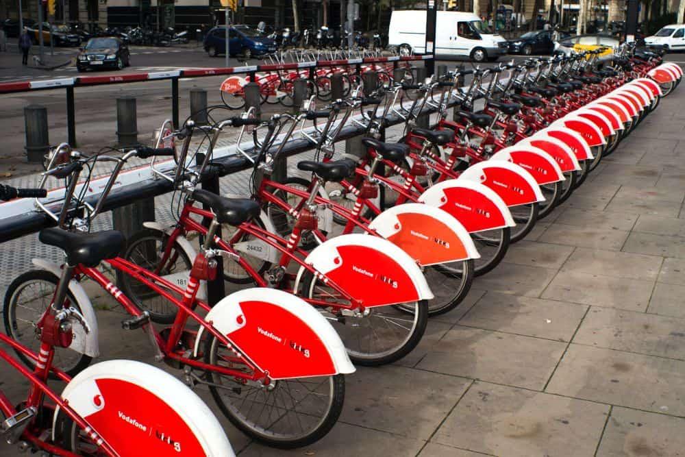 barcelona city bike